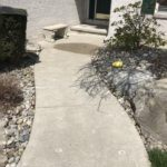 Concrete Cleaning & Sealing